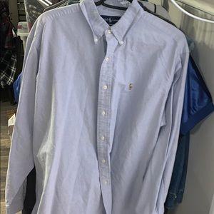 Vintage polo button up